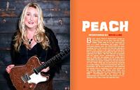 PEACH: Interviewed by Brian Lush - Rockwired Magazine